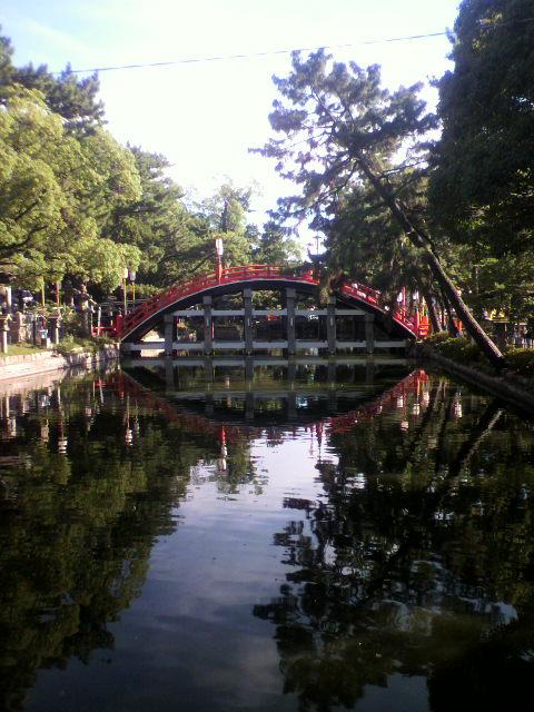 住吉大社夏祭りゲキアツ